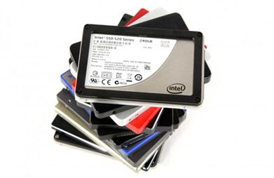 Test discos SSD