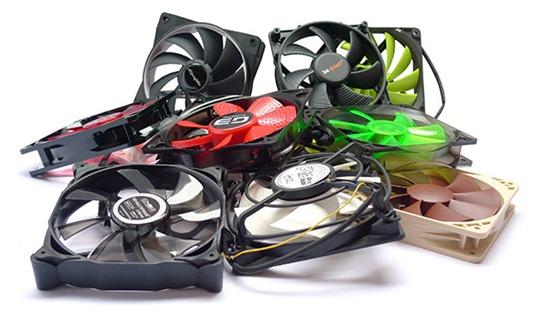 40 ventiladores comparativa