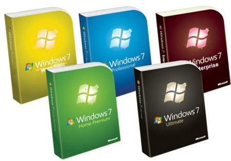 windows 7 todos