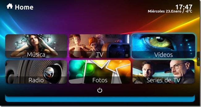 Portada Media Portal 1.3