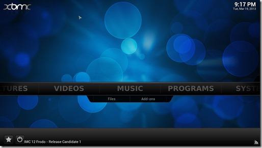 instalar XBMC 10
