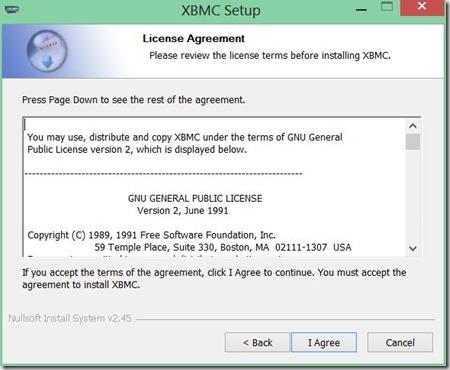 instalar XBMC 2