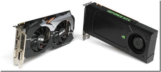 nvidia gtx 650 Ti Boost vx AMD HD 7790