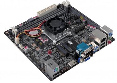ECS con AMD Kabini