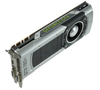 nVidia gForce GTX 780 ti