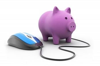 Cerdito digital ahorrador