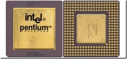 Intel Pentium I