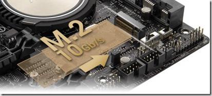 M.2 conexion discos