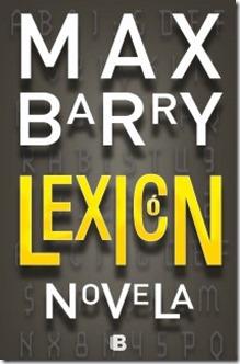 Lexicon de Max Barry