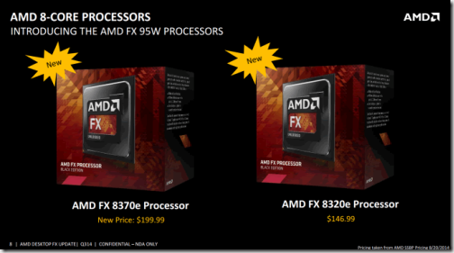 AMD fx de 95watts