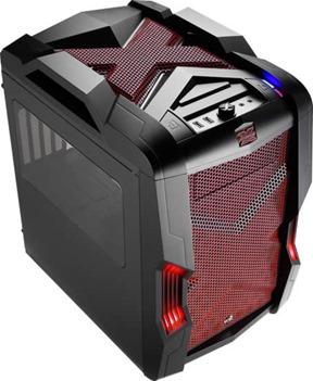 Aerocool Strike-x Cube Roja