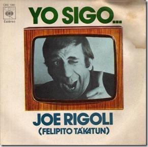 Joe Rigoli Yo sigo
