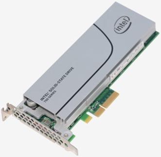 Intel SSD Serie 750