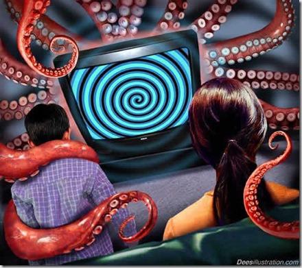 Television tentaculos