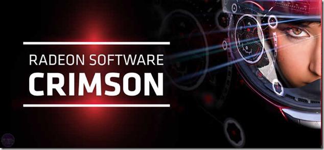 AMD Crimson inicio