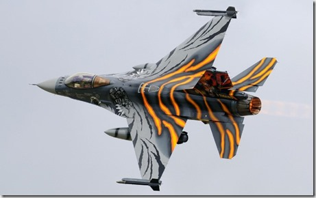 F16 tigre