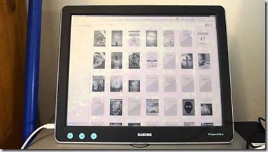 Dasung papelike monitor de tinta electronica