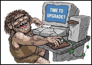 Es hora de actualizar el ordenador o PC
