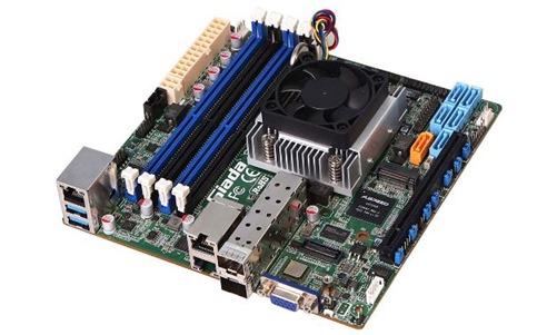 Giada N60E0 placa base para miniservidor