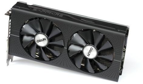 Sapphire AMD Rx 480 Nitro  8