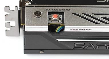 Switch leds nitro