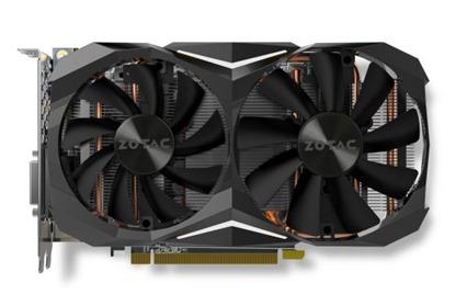 Zotac nvidia gtx 1080 mini ventiladores
