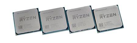 AMD Ryzen 5 familia