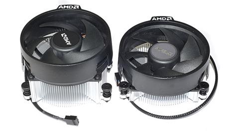 Disipadores oficiales AMD Ryzen 5