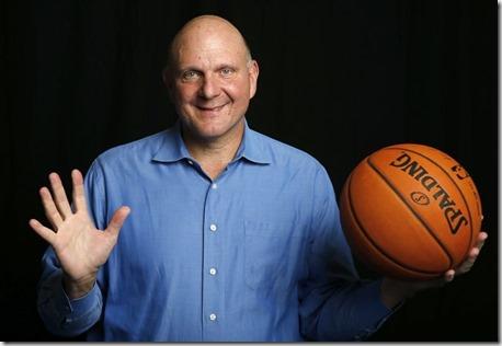 Steve Ballmar compra los Clippers