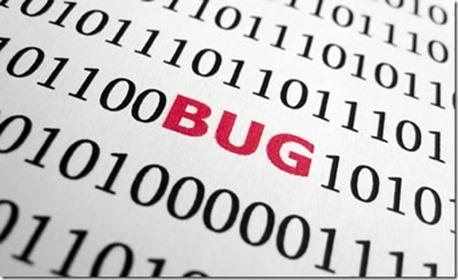 bugs varios