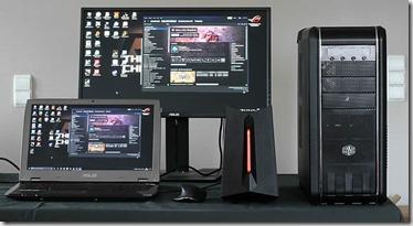 nVidia GTX 1080 conexiones diversas pci-express, portatil caja externa