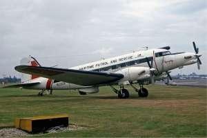 DC3 Trimotor