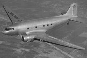 Douglas DC3 basico