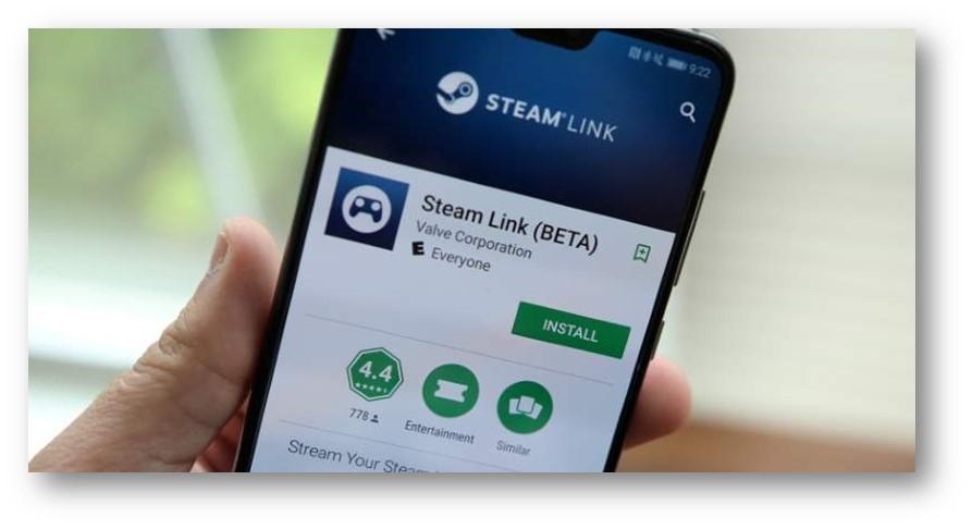 """Steam pone en beta su servicio de """"streaming de juegos"""