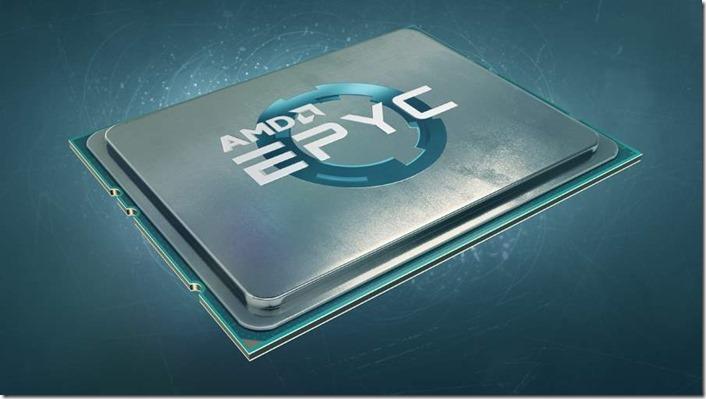 AMD epyc para servidores